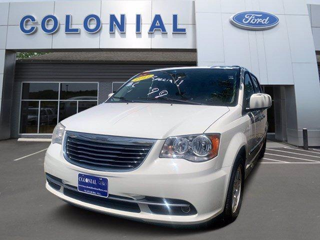 2011 Chrysler Town & Country 4dr Wgn Touring Marlborough MA