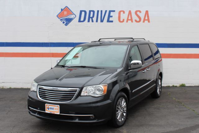 2011 Chrysler Town & Country Limited Dallas TX