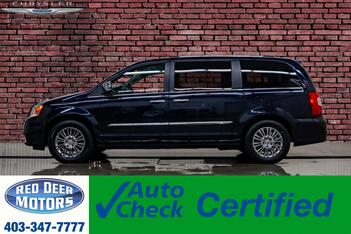 2011_Chrysler_Town & Country_Limited Leather Roof Nav DVD BCam_ Red Deer AB
