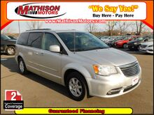 2011_Chrysler_Town & Country_Touring_ Clearwater MN