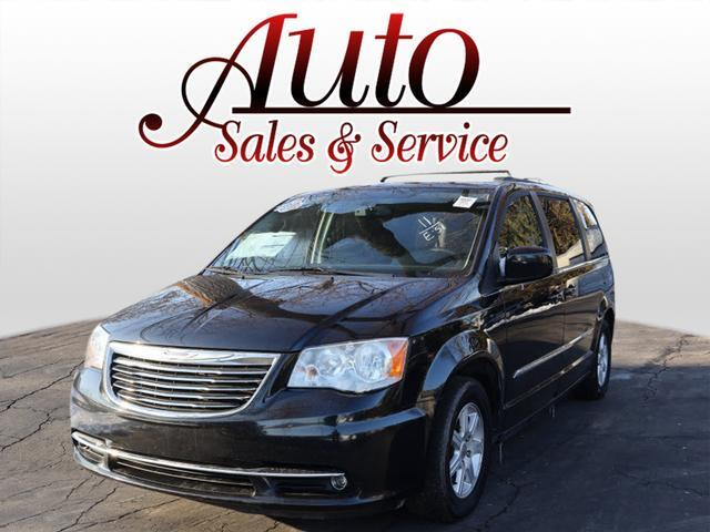 2011 Chrysler Town & Country Touring Indianapolis IN