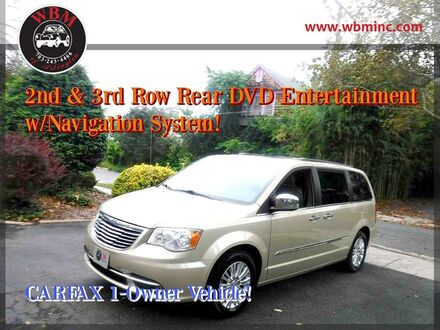 2011_Chrysler_Town & Country_Touring-L_ Arlington VA