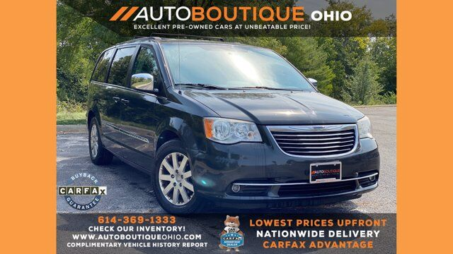 2011 Chrysler Town & Country Touring-L Columbus OH
