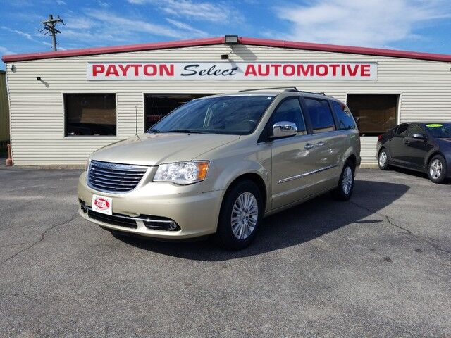 2011 Chrysler Town & Country Touring-L Heber Springs AR