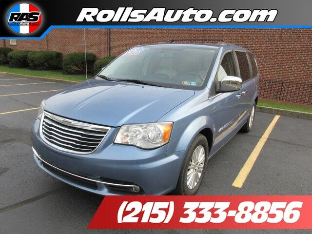 2011 Chrysler Town & Country Touring-L Philadelphia PA