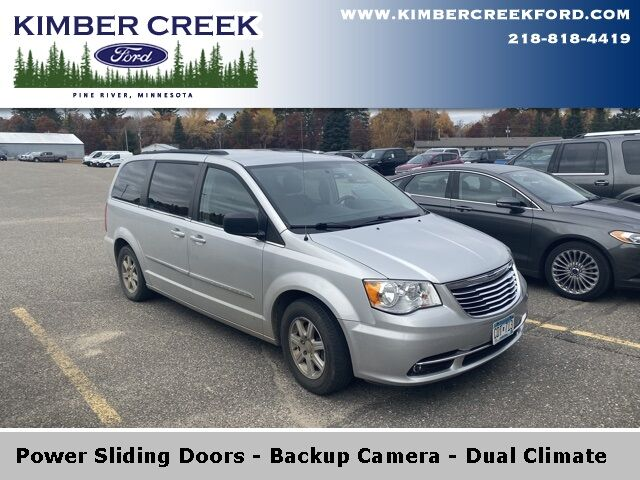 2011 Chrysler Town & Country Touring Pine River MN
