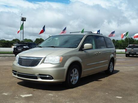 2011 Chrysler Town & Country Touring Terrell TX