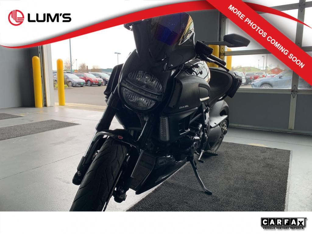 2011 DUCATI DIAVEL Warrenton OR