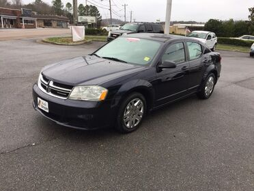 2011_Dodge_Avenger_Express_ Chattanooga TN