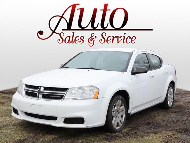2011 Dodge Avenger Express Indianapolis IN