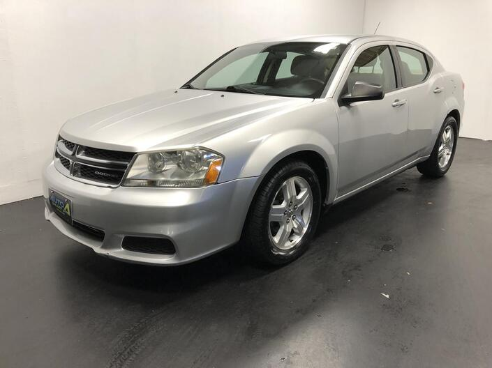 2011 Dodge Avenger Heat Texarkana TX