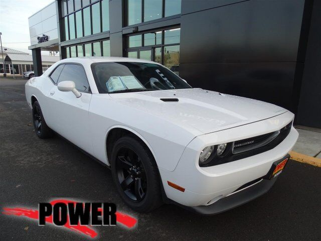 2011 Dodge Challenger 2DR CPE Corvallis OR