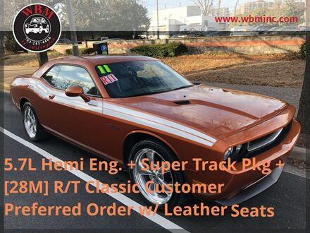 2011_Dodge_Challenger_R/T Classic_ Arlington VA
