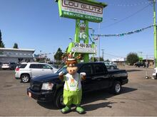 2011_Dodge_Dakota_SLT Crew Cab 4WD_ Eugene OR