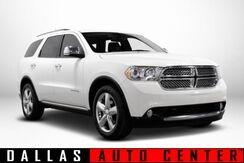 2011_Dodge_Durango_Citadel AWD_ Carrollton TX
