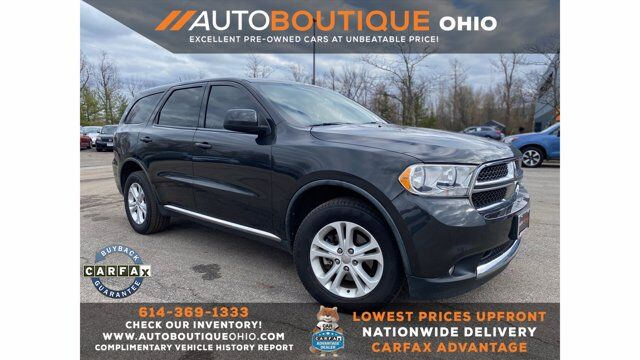2011 Dodge Durango Express Columbus OH