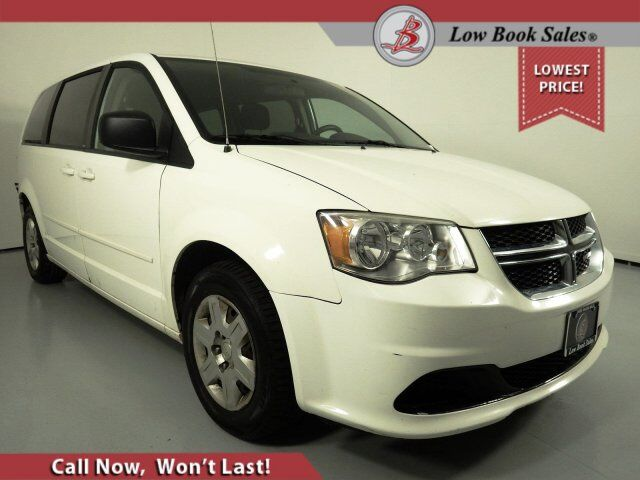 2011 Dodge GRAND CARAVAN Express Salt Lake City UT