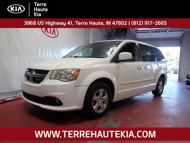 2011 Dodge Grand Caravan 4dr Wgn Crew Terre Haute IN