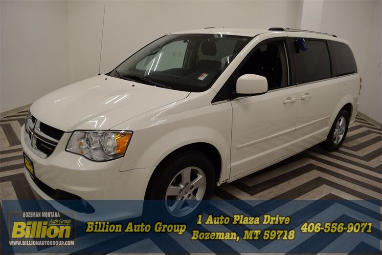 2011 Dodge Grand Caravan Crew Bozeman MT