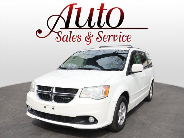 2011 Dodge Grand Caravan Crew Indianapolis IN