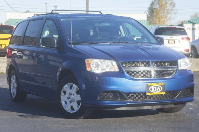 2011 Dodge Grand Caravan Express Minivan V6