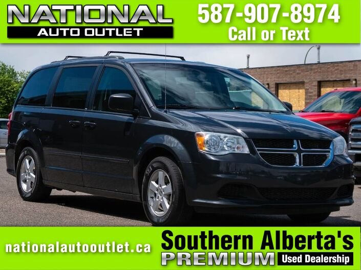 2011 Dodge Grand Caravan SE - ONE OWNER -CLEAN CAR FAX- DVD Lethbridge AB