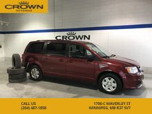 2011_Dodge_Grand Caravan_SXT **Full Stow and Go** Rear Heat and A/C** Set of Winter Tires Included**_ Winnipeg MB