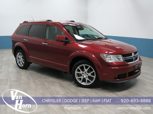 2011 Dodge Journey Crew Plymouth WI