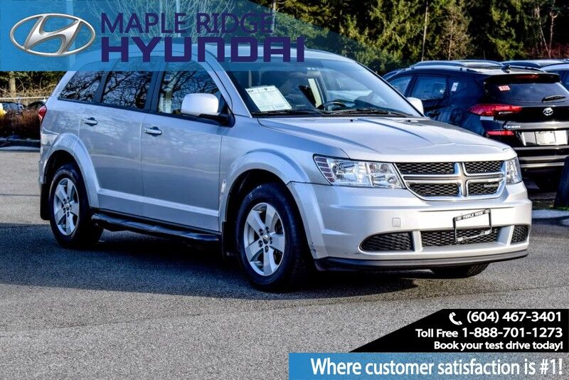2011 Dodge Journey FWD 4dr Canada Value Pkg Maple Ridge BC