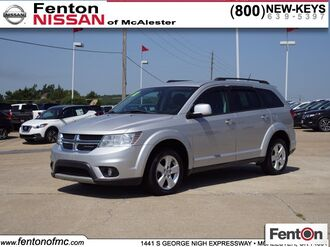 2011_Dodge_Journey_Mainstreet 3RD ROW_ McAlester OK