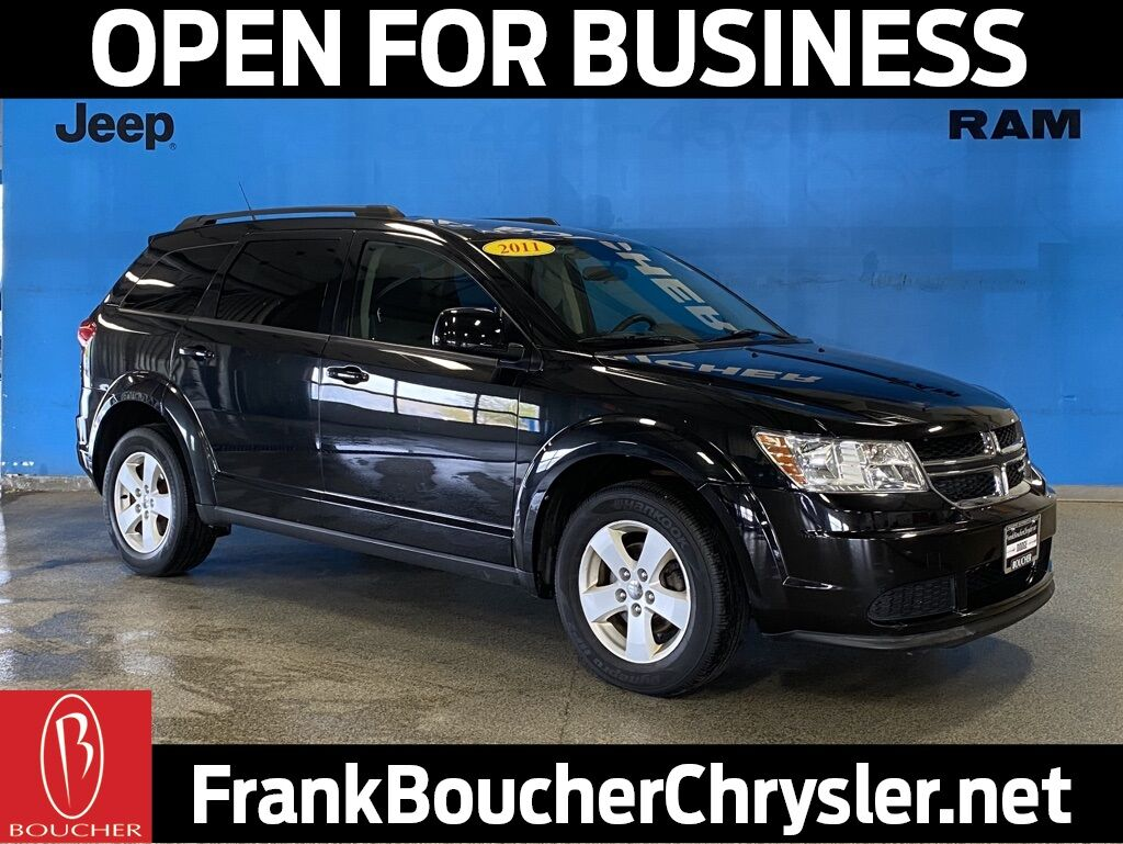 2011 Dodge Journey Mainstreet Janesville WI