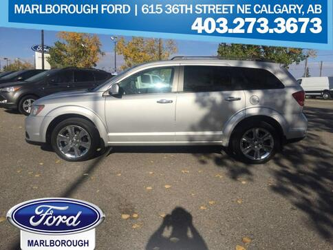 2011_Dodge_Journey_R/T  - Leather Seats -  Bluetooth_ Calgary AB