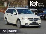 2011 Dodge Journey R/T! AWD! 7 PASS! LEATHER! SUNROOF! TONS OF SPACE!