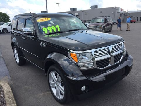 2011_Dodge_Nitro_HEAT_ Evansville IN