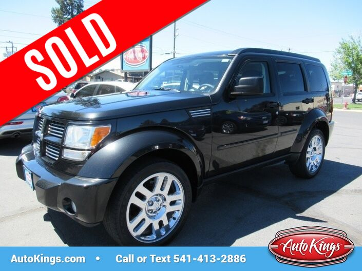 2011 Dodge Nitro Heat 4x4 Bend OR