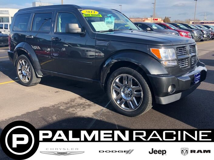 2011 Dodge Nitro Heat Milwaukee WI