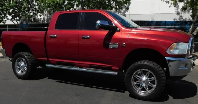 2011 Dodge RAM 2500 4WD LONG HORN LARAMIE C CUMMINS DIESEL 4 SUSP LIFT NEW 35s LOADED ALL OPTS Phoenix AZ