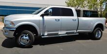2011_Dodge_RAM 3500 4x4 LARAMIE CREW DUALLY LOADED MOON NAVI_CUMMINS DIESEL DUALLIE ALL OPTIONS LIKE NEW_ Phoenix AZ