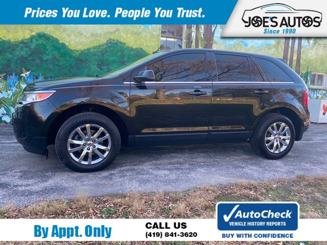 2011 FORD EDGE LIMITED Toledo OH