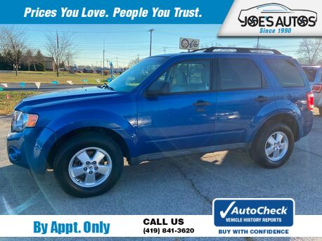 2011_FORD_ESCAPE_XLT_ Toledo OH