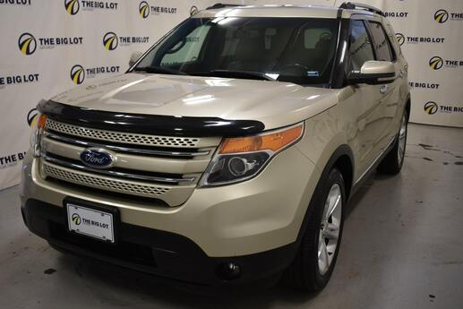 2011 FORD EXPLORER LIMITED  Kansas City MO