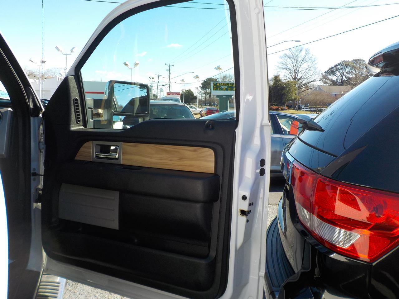 2011 ford f150 mirror light replacement
