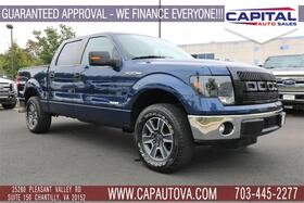 2011_FORD_F-150_XLT_ Chantilly VA
