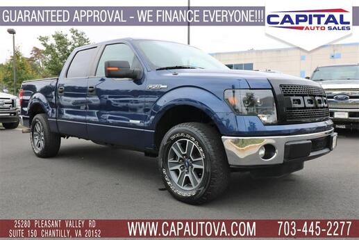 2011 FORD F-150 XLT Chantilly VA