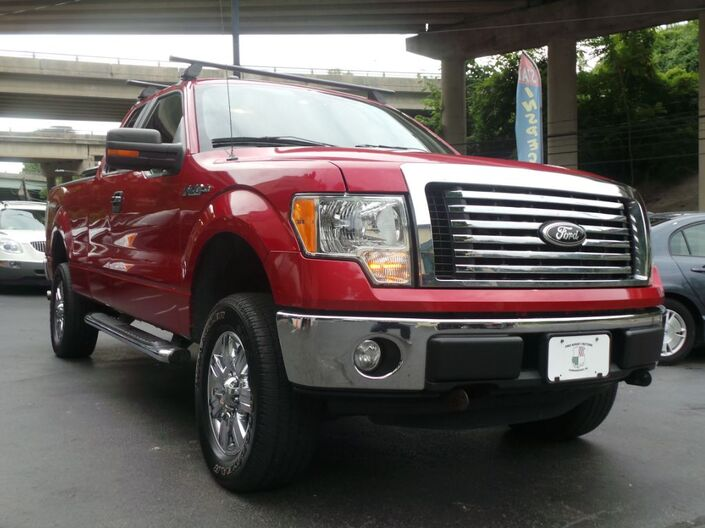 2011 FORD F150 SUPER CAB W Conshohocken PA