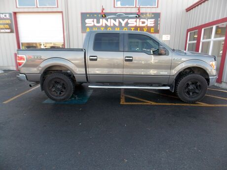 2011 FORD F150 SUPERCREW Idaho Falls ID