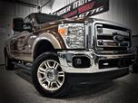 2011 FORD F250 CREW CAB 4X4 King Ranch