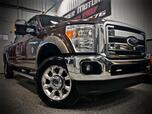 2011 FORD F350 SUPER DUTY CREW CAB LARIAT 4X4