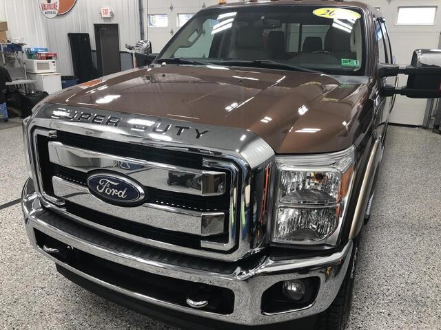 2011 FORD F350 SUPER DUTY CREW CAB LARIAT 4X4  Bridgeport WV
