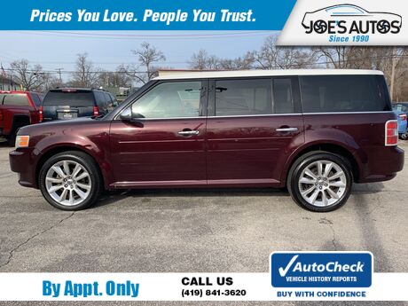 2011 FORD FLEX LIMITED Toledo OH